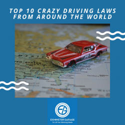 crazy driving laws